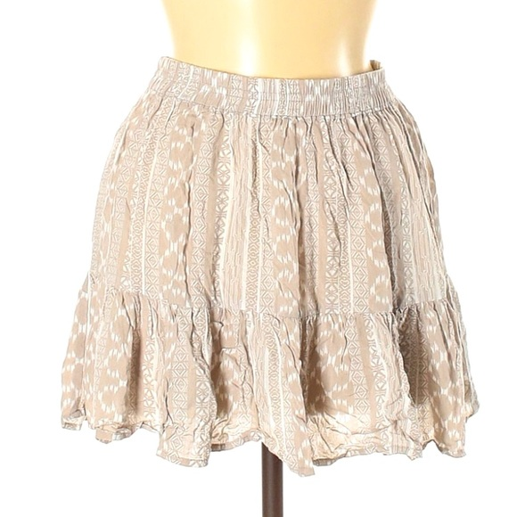 Lorimer NYC casual mini skirt